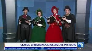 "The ""Classic Christmas Carolers"" Perform for National Go Caroling ..."