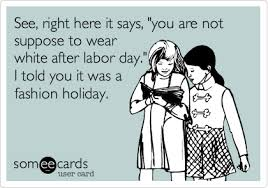 Labor Day became a federal