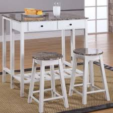 three piece dining set: breakfast  piece dining table set