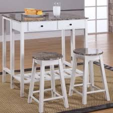 three piece dining set: breakfast  piece dining table set