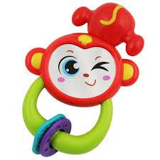 """Купить <b>погремушку Baby Mix</b> """"Funny monkey"""" 405776-9 в ..."""