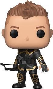<b>Фигурка Funko POP</b>! Bobble: <b>Marvel</b>: <b>Avengers</b> Endgame: Hawkeye ...
