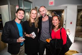 events moki media charlie mountain boffi georgetown showroom manager julia walter maxalto manager brian fell and