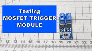 Demonstrating N-channel <b>Mosfet</b> module  From ICStation.com ...