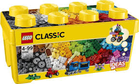<b>Конструктор LEGO Classic</b> 10696 <b>Набор</b> для творчества ...