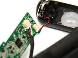 logitech webcam pro 9000 usb cable replacement ifixit image 2 2 do not detach the wire