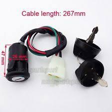 shineray parts accessories atv ignition key switch for bashan shineray shenke eagle 250cc quad 4 wheeler
