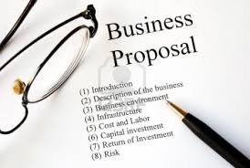 A business proposal is a written offer from a vendor to a prospective buyer  this document must explain to buyers the capabilities of a vendor to satisfy