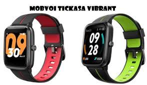 <b>Mobvoi TicKasa Vibrant</b> GPS Smartwatch Pros & Cons + Full Details ...