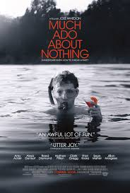 redboxing much ado about nothing write and sleep much ado about nothing 2012 movie poster