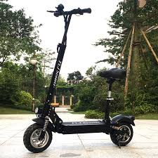 EU Stock Adult <b>Electric</b> Scooter with seat 48V <b>1200W</b> kick scooter ...