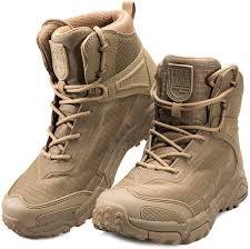 FREE SOLDIER <b>Outdoor</b> Lightweight Desert Tactical Boots <b>Durable</b> ...