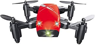 EISHOW S9 Micro Foldable RC Quadcopter Drone ... - Amazon.com
