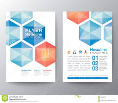 abstract hexagon poster brochure flyer design template layout abstract hexagon poster brochure flyer design template layout