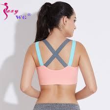 SEXYWG Woman Yoga <b>Sports Bra</b> Push Up <b>Running</b> Sport T-shirt ...