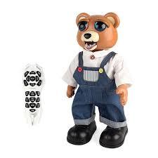 <b>Робот</b>-<b>медведь на</b> радиоуправлении с изменяющимся ...