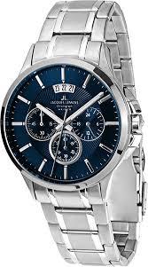 Наручные <b>часы Jacques Lemans 1</b>-1542I — купить в интернет ...