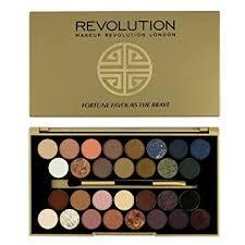 Makeup Revolution Fortune Favours The Brave ... - Amazon.com