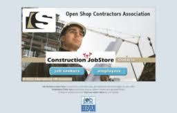 open shop ontario construction job store everest optimal resume
