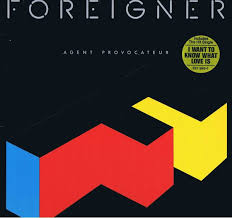 <b>Foreigner</b> - <b>Agent Provocateur</b> | Releases | Discogs