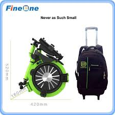 Backpack Balance Scooter Folding <b>Electric Scooter</b> 2 Wheel ...