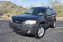 Used 2006 Ford Escape 4WD XLT for sale in Phoenix, AZ 85020 ...