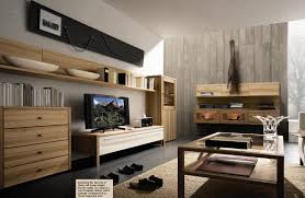 oak living room furniture ebbe