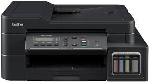 Струйное <b>МФУ Brother DCP</b>-<b>T710W</b> InkBenefit Plus