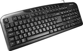 Мембранная <b>клавиатура Canyon CNE</b>-<b>CKEY2</b>, USB, проводная ...