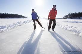 Бег на <b>коньках</b>, <b>лыжи</b> и зимние пешие прогулки - Oravi