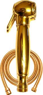 Гигиенический душ <b>Bugnatese</b> Ric 19380DO <b>золото</b> - купить в ...