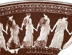 Αποτέλεσμα εικόνας για ancient greece dances