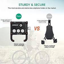 Homeasy Bike Phone Mount Universal, Bicycle ... - Amazon.com
