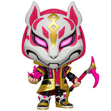 Купить <b>Фигурка Funko POP</b>! <b>Vinyl</b>: Games: Fortnite S2: Drift в ...