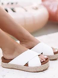 <b>Womens</b> Wedge Flatform Sandals <b>Summer Open Toe</b> Espadrilles ...