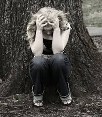 Image result for image of a teen girl sad