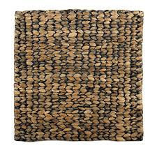 water hyacinth square placemat  huzza
