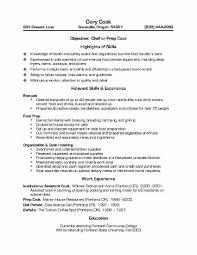 chef cv examples doc tk chef cv examples 24 04 2017