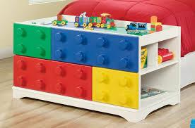 Lego Furniture Life Size Lego Furniture High End Brown Polished Reclaimed Wood