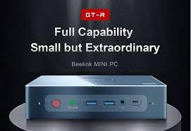 <b>Beelink GT</b>-<b>R</b> Barebone Mini PC with AMD Ryzen 5 3550H now for ...