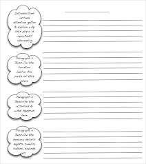 free essay outline templates   word   excel   pdf formats