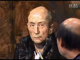 Real-Time <b>Oil Painting</b> Portrait by Master <b>Artist</b> - YouTube