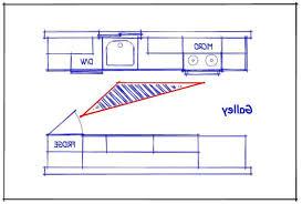 arabella kilby small kitchen layout gally pinterest