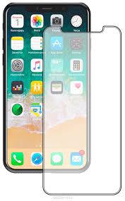 Deppa Classic <b>защитное стекло</b> для Apple iPhone X, глянцевое ...