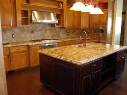 countertops popular options today: kitchen furniture countertops edge options used granite material installed on modern luxury wooden islands and kitchen