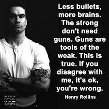 Henry Rollins on Pinterest   Glenn Danzig, Tim Armstrong and ... via Relatably.com