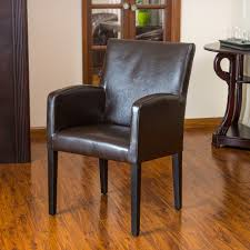 dining chair arms slipcovers: arm  accent chairs with arms spaces contemporary with accent chair arm chair bonded leather contemporary dining chair dining room kitchen