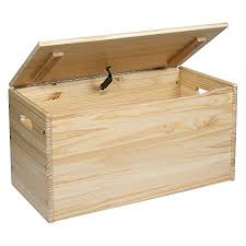 Little Colorado <b>Solid</b> Wood Toy <b>Storage Chest</b> Review ...