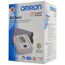 <b>Тонометр автоматический OMRON М2</b> Basic, со стандартной ...