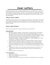 how to write a cover letter for a first job sample email cover first job